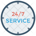 Services Fulltime Watch Icon