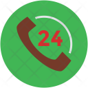 Around Clock Twenty Icon