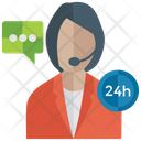 Customer Representative Customer Service Customer Support Icon