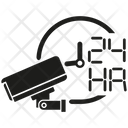 Cctv Surveillance Security Camera Icon