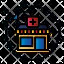 Veterinary Hours Clinic Icon