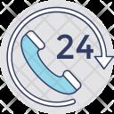 Helpline Emergency Service Icon