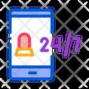 Service Web Mobile Icon