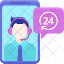 Mcustomer Service Icon