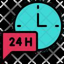 Hours Pharmacist Hours Hours Food Icon
