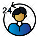 Hours Clinic Avatar Icon