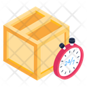 Delivery Service 24 H Delivery 24 Hours Service Icon