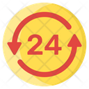 24 Hr Services Icon