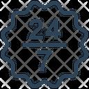 Seo Label Badge Icon