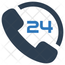 247 Customer Support Icon