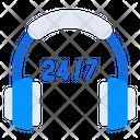 24Hr Helpline Icon