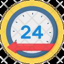 24hr Services Icon
