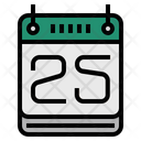 25 May Icon