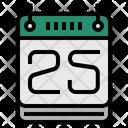 May Gdpr Enforcement Date Calendar Icon