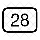 28 Icon