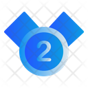 2nd Rank Icon
