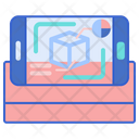 Ar Research Science Icon
