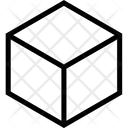 Cube Cube D Cube Icon