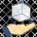 3 D Computer Graphics 3 D Services Geometric Data Icon