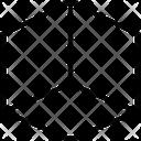 D Cube 3 D Cube 3 D Modeling Icon