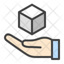 3 D Object Microservice Icon