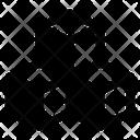 3 D Cubes Cubes Icon