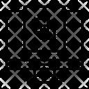 3 D Design Screen Cube Icon