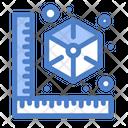 3 D Design Icon