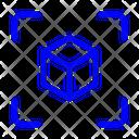 3 D Design Design 3 D Cube Icon