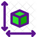 Dimension Icon