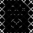 File Block Box Icon