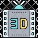 D Film Icon