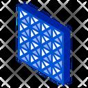 Three D Floor Icon
