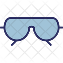 3 D Glasses Icon