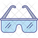 3 D Glasses Virtual Reality Glasses Virtual Reality Goggles Icon