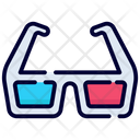 Virtual Glasses Googles Vr Icon