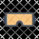 Glasses Goggles D Icon