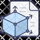Modle D Design Icon