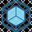 3 D Model Icon
