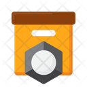 3 D Packaging Icon