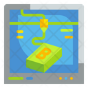 3 D Printing Technology Tool Icon