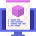 Md Programming D Programming Cube Icon