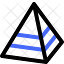 Piramid D Icon