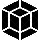 3 D Shape Shape Box Icon