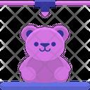 3 D Toys Icon