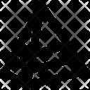 I D Triangle Triangle Icon