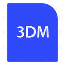 Rhino D Model Extension File Icon