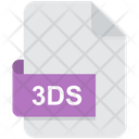 3 Ds Format Max Icon