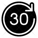 30 Sec Forward Icon
