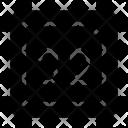 Cpu 32 Bit Icon